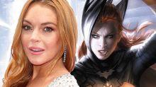 Lindsay Lohan quiere interpretar a Batgirl a toda costa