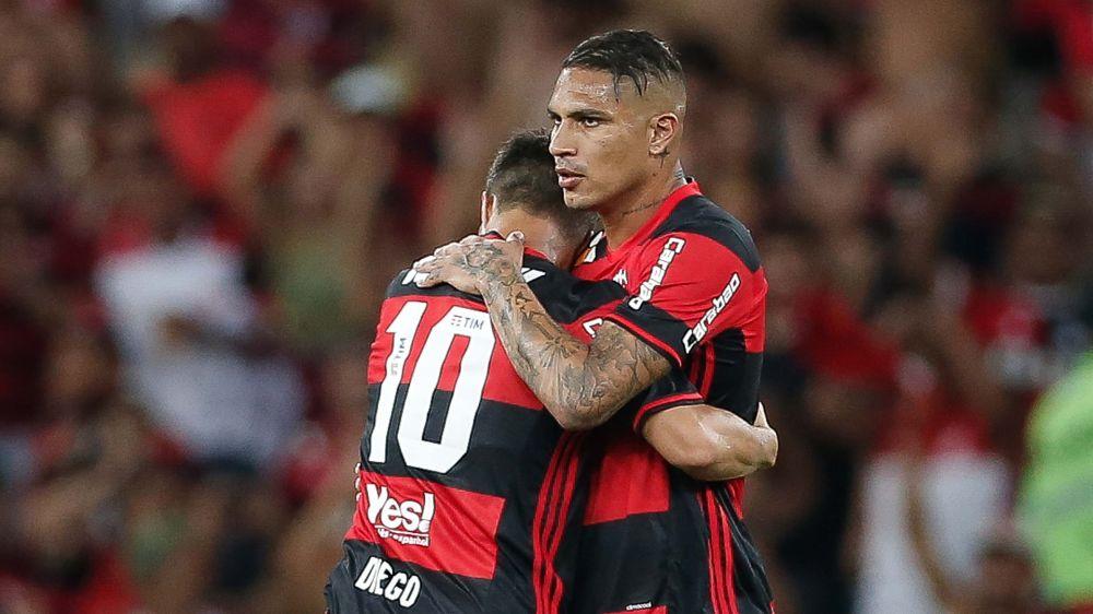 Guerrero não é o maior artilheiro do Brasil, mas quem liga para isso?