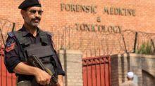 Man on trial for blasphemy shot dead in court in Pakistan