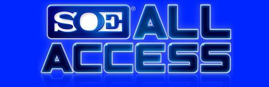 SOE All Access changes go into place on April 23rd