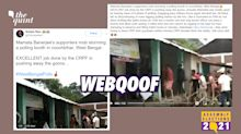 Old Video From Manipur Shared as Poll Violence in WB's Cooch Behar