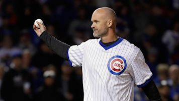 Cubs to hire David Ross as manager