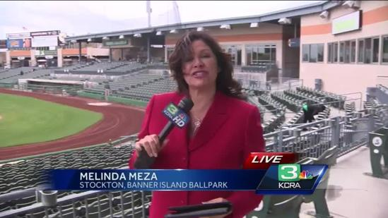 Sacramento River Cats, Stockton Ports will play ball