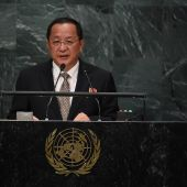North Korea tells UN 'going nuclear' is only option