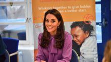 Duchess of Cambridge reveals Prince Louis has hit new development milestone