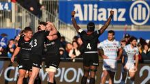 Saracens 27-24 Racing: Sarries seal an unlikely Champions Cup win amid Premiership relegation storm
