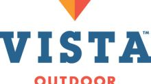 Vista Outdoor Announces FY20 Second Quarter Operating Results