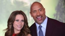 Lauren Hashian wore a gorgeous $12,450 gown to marry Dwayne 'The Rock' Johnson
