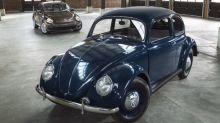 Volkswagen wins lawsuit over who designed the Beetle