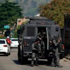 Brazil: At least 25 killed in Rio de Janeiro shootout