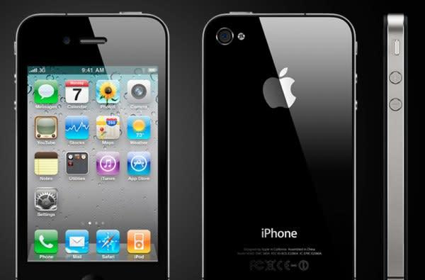 iPhone 4 announced, launching June 24 for $199 with new FaceTime video chat