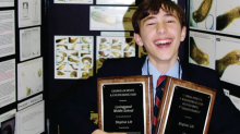 This Seventh Grader Used Antioxidants in Green Tea to Fight Cancer