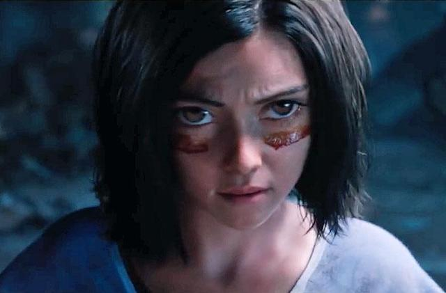 Alita takes on a ton of cyborgs in new 'Alita: Battle Angel' trailer
