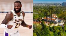 LeBron James makes staggering $51m purchase from TV royalty