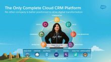 How Salesforce Captures and Keeps Its Massive Customer Base