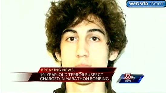 Boston bombing suspect accused of using weapon of mass destruction