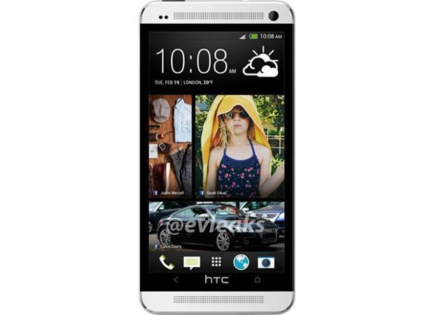 HTC One, formerly known as M7, allegedly leaks in press shot