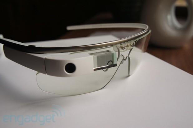 Living with Google Glass, Day Two: Around the House