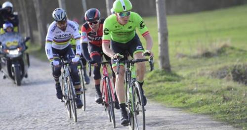 Cyclisme - Paris-Roubaix - Blessé à la main, Sep Vanmarcke renonce à Paris-Roubaix
