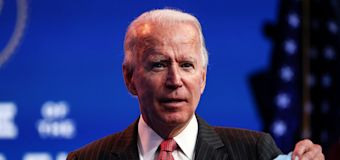 Biden pushes for a stimulus deal, preps for worst