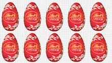 You can buy 48 Lindor chocolate eggs for £32