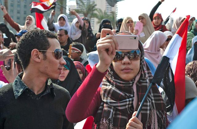Egypt will subject popular social accounts to anti-fake news laws