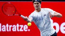 Tennis - ATP - Cologne - Cologne: Alexander Zverev s'impose en finale face à Félix Auger-Aliassime