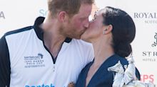 Royal fans go wild for Meghan and Harry's tour kiss: 'I am officially deceased'