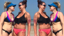 This Woman Declared There's No Such Thing as a 'Bikini Body'