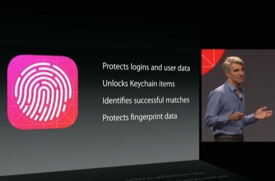 Apple expands Touch ID functionality in iOS 8
