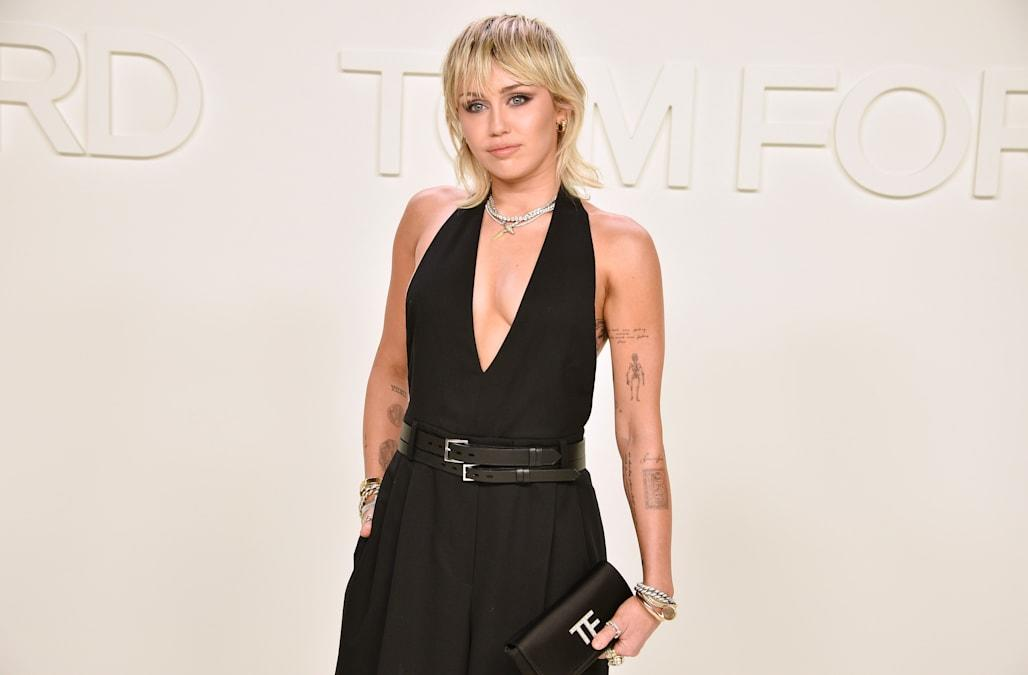 Miley Cyrus says she 'didn't spend too much time crying over' Liam Hemsworth divorce