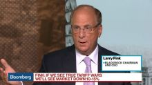 BlackRock CEO Fink on 2Q Results, ETFs, Trade Wars