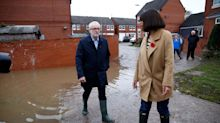 Labour Pledges £5.6bn For Flood Defences Over 10 Years