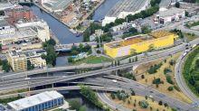 Straßenbauarbeiten: Stadtautobahn A113 in den Ferien gesperrt