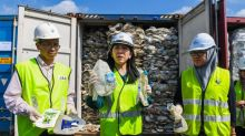Malaysia returns thousands of tons of trash to wealthy countries