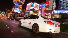 How Lyft Brought Self-Driving Taxis to Vegas