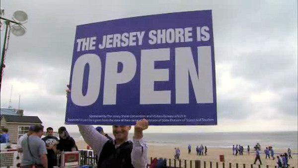 Jersey shore eyes record-setting summer post Sandy