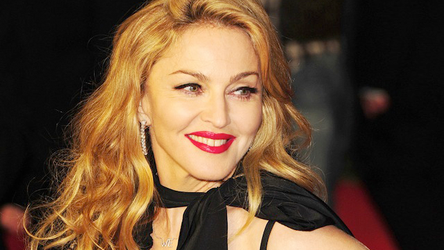 Madonna Tops Forbes 2013 Top Earning Celebrities