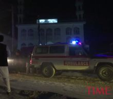 63 Dead After Suicide Bombers Attack Mosques in Afghanistan