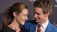 Eddie Redmayne Is Expecting His First Child With Wife Hannah Bagshawe