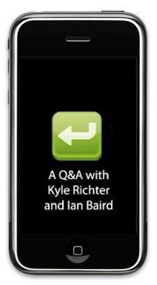 Q&A with Transactions app developers: Kyle Richter and Ian Baird
