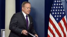 Sean Spicer resigns as Trump press secretary after six months