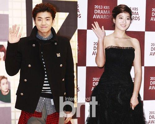 wooyoung and park se young meet 2pm profile