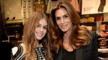 Cindy Crawford and Kaia Gerber Prove They Are the Coolest Mother-Daughter Duo While Walking Around NYC