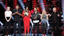 'The Voice' Playoffs, Part 1: Don't call it a comeback