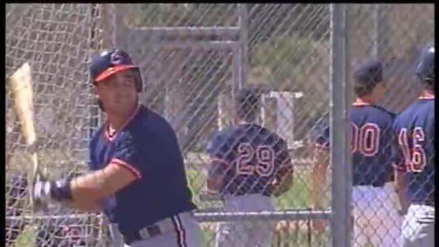 Brook Jacoby Spring training 1990