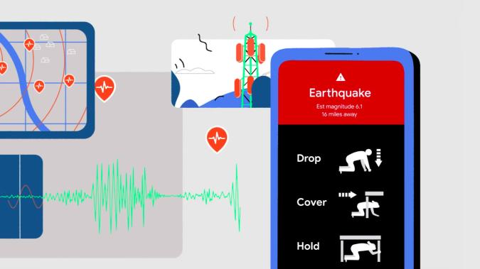 Android earthquake alerts are now live in Greece and New Zealand | Engadget