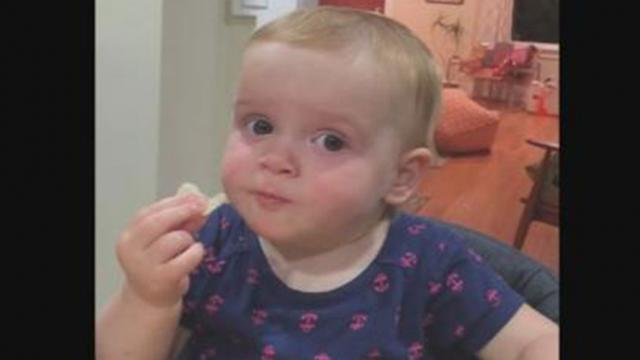 Baby Tries Salt and Vinegar Chips for First Time