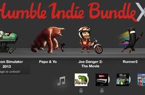 Humble Indie Bundle X offers up Joe Danger 2, Surgeon Simulator, and more