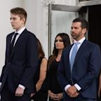 Barron Trump had COVID, Melania 'glad' they went through it together: 2020 election live updates